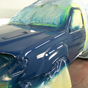 Wyatt's Paint & Body body repair services