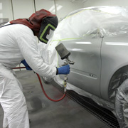 Wyatt's Paint & Body prep and paint services